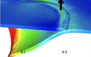 subduction des Antilles (modèle 3D)