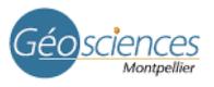 Géosciences Montpellier